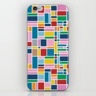 Stained Glass W iPhone & iPod Skin