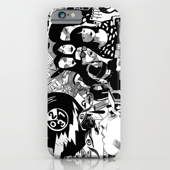 Sound & Vision: 2013 in Music by Steven Fiche iPhone & iPod Case