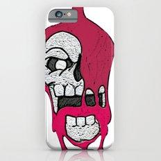 inked skull iPhone 6 Slim Case