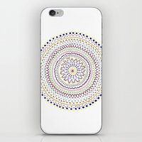 Mandala Smile A iPhone & iPod Skin