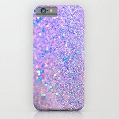 Glitter is the best medicine iPhone 6 Slim Case