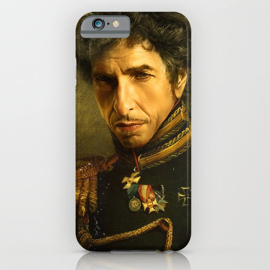 Bob Dylan - replaceface iPhone & iPod Case