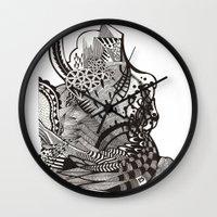 Abstract Vol 1 Wall Clock