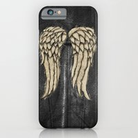 iPhone & iPod Case featuring Daryl Dixon Team. ‹(-- by Emiliano Morciano (Ateyo)