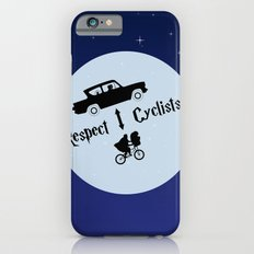 Respect Cyclists Slim Case iPhone 6s