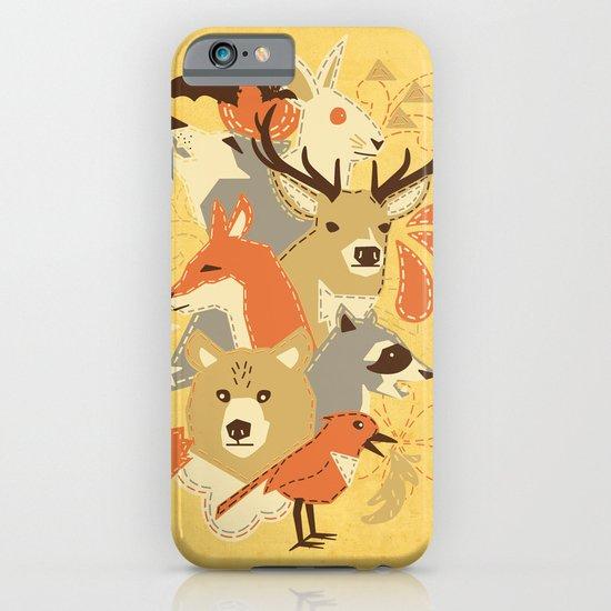Animal.Stitches iPhone & iPod Case