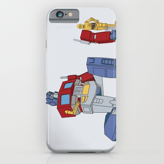 Not the Parts they were looking for... iPhone & iPod Case