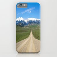 Old Country Road iPhone 6 Slim Case