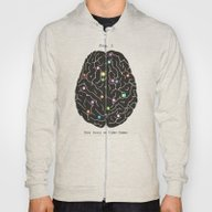 Your Brain On Video Game… Hoody