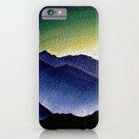 Mountain Landscape at Dusk iPhone 6 Slim Case