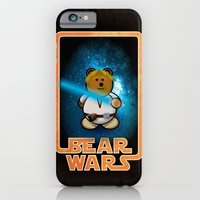 Bear Wars - Duke Cubpoker iPhone 6 Slim Case