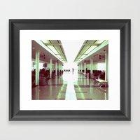 Tulsa,OK Framed Art Print