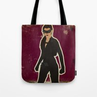 The Dark Knight: Catwoman Tote Bag