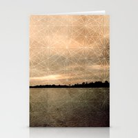 Lingering by the Sea Stationery Cards