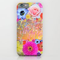 iPhone & iPod Case featuring Is This Love II by RichCaspian