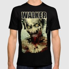 UNDEAD Black Mens Fitted Tee SMALL