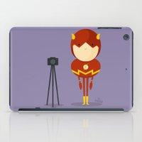 My Camera Hero! iPad Case