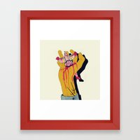 You Botched It! You Botc… Framed Art Print