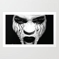 Spook Art Print