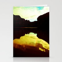 Colorado Canyons Stationery Cards
