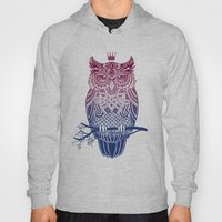 Warbird (Great-horned Ow… Hoody
