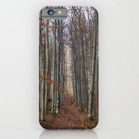 Autumn Hike iPhone 6 Slim Case