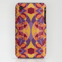 iPhone 3Gs & iPhone 3G Cases featuring Seventies Slam by The Tattooed Geisha