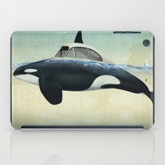 killer car iPad Case