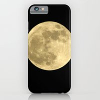 iPhone & iPod Case featuring Super Moon by Julie