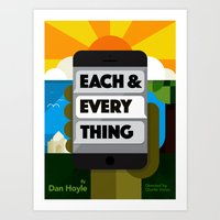 Each & Every Thing Art Print