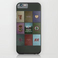 Twin Peaks Colors iPhone 6 Slim Case