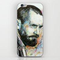 Charles Manson iPhone & iPod Skin