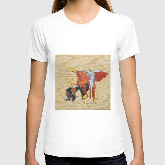 Elephants 2  T-shirt
