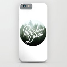 Panic! at the disco round trees  Slim Case iPhone 6s