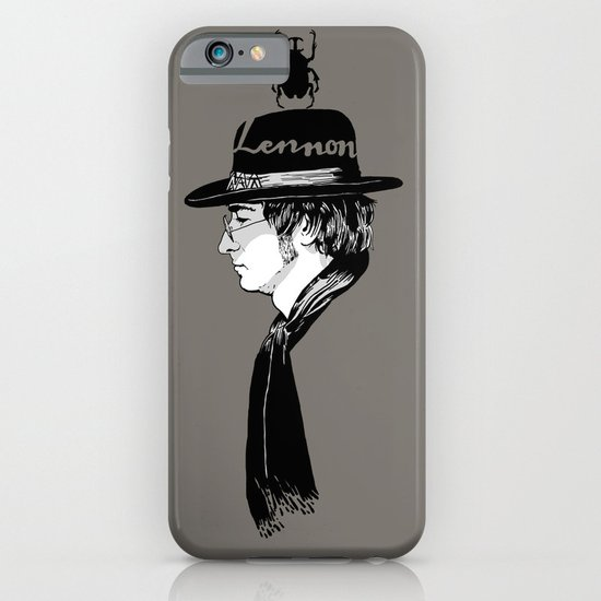 Lennon.John iPhone & iPod Case