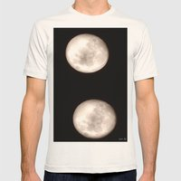 Shot in the Dark Mens Fitted Tee Natural SMALL
