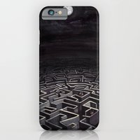 iPhone & iPod Case featuring Labyrinth by Richard J. Bailey