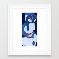 Hero 2 Framed Art Print