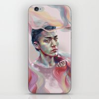 Anger in My Soul iPhone & iPod Skin