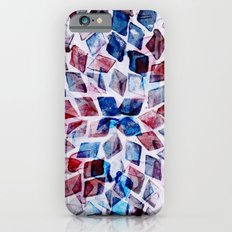 rhombus dance iPhone 6 Slim Case