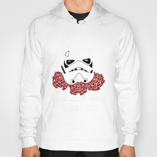 Support the Troopers Hoody