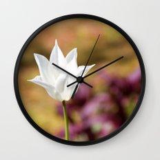 Hope springs eternal Wall Clock