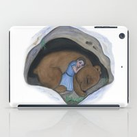 A Winter's Sleep iPad Case