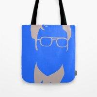 Dwight Schrute Tote Bag