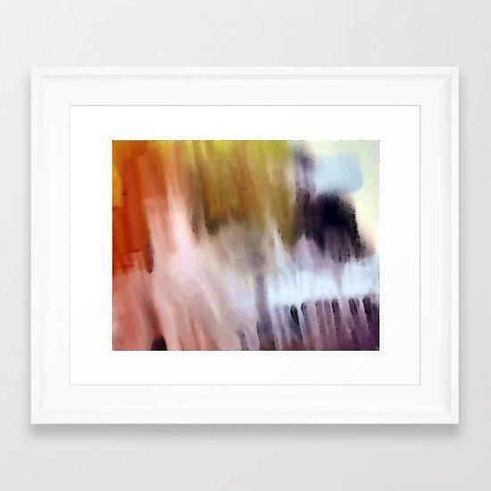A Meeting of Minds Framed Art Print