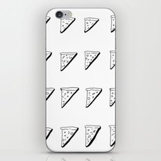 3D Pizza iPhone & iPod Skin