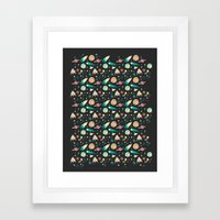 Science Fiction Wrapping… Framed Art Print