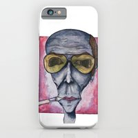 iPhone & iPod Case featuring Gonzo Hunter by Zach Hoskin