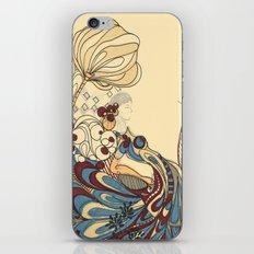 tulipa iPhone & iPod Skin