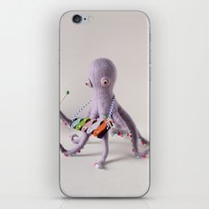 Octopus Band iPhone & iPod Skin